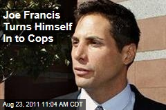 'Girls Gone Wild' Founder Joe Francis Turns Himself in to Cops for False Imprisonment Warrant, Sources Say