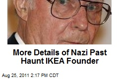 More Details of Nazi Past Haunt IKEA Founder
