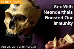 Sex With Neanderthals Boosted Our Immunity