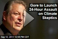 24 Hours of Reality: Al Gore to Launch 24-Hour Assault on Climate Change Skeptics