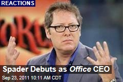 Reaction Roundup: James Spader Debuts as CEO on 'The Office' Season Premiere