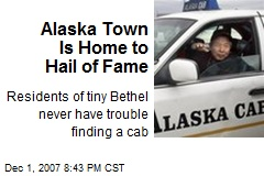 Alaska Town Is Home to Hail of Fame