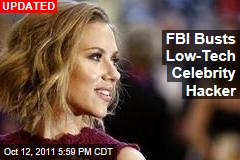 FBI Arrests Suspect in Phone Hacking of Scarlett Johansson, Other Celebrities