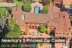 America's 5 Priciest Zip Codes