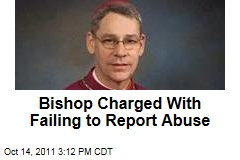 Kansas City Bishop Robert Finn Charged With Failing to Report Abuse