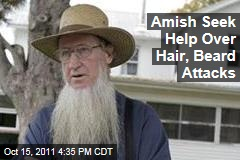 Ohio Amish Seek Police Help Over Hair, Beard Attacks