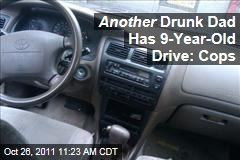 Drunk Dad Nathan Sikkenga Has 9-Year-Old Designated Driver