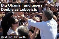 Election 2012: President Obama Donors Have Lobbyist Ties