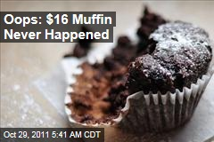 Auditor Retracts Report of $16 Government Muffins