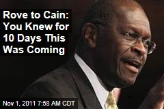 Karl Rove on Herman Cain Sexual Harassment Allegations: This Has Been Going Around for 10 Days