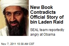 New Book Contradicts Official Story of bin Laden Raid