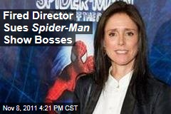 Julie Taymor Sues Producers of &#39;Spider-Man: Turn Off the Dark&#39;