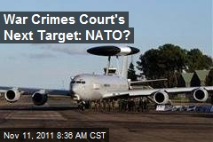 NATO Could Face War Crimes Probe