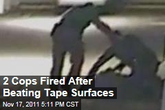 Two Cops in Albuquerque Fired After Tape Surfaces of Them Beating Suspect