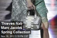 Thieves Nab Marc Jacobs Spring Collection