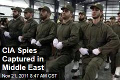 CIA Spies Captured by Hezbollah, Iran