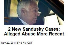 Authorities Open 2 New Investigations on Jerry Sandusky Involving Abuse of Boys