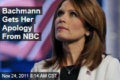 Michele Bachmann Gets NBC Apology for 'Late Night With Jimmy Fallon' Intro Song Incident