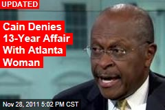 Atlanta Woman Ginger White Claims 13-Year Affair With Herman Cain