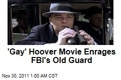 Clint Eastwood Hoover Biopic J. Edgar Enrages Former FBI Agents