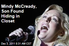 Authorities Find Mindy McCready, Take 5-Year-Old Son Zander Into Custody