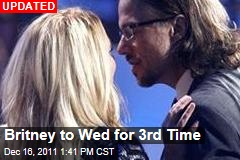 Britney Spears, Jason Trawick Getting Engaged Tonight: TMZ