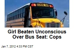 Teenage Girl Beaten Unconscious Over Seat on Florida School Bus: Police