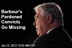 Mississippi Governor Haley Barbour&#39;s Pardoned Convicts Missing