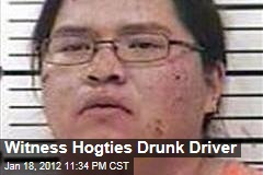 Witness Hogties Suspected Drunk Driver in New Mexico