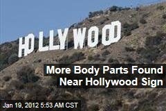 Hollywood Sign: More Body Parts Found After Severed Head's Discovery