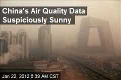 China&amp;#39;s Air Quality Data Suspiciously Sunny