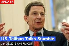 US Starts Talks With Taliban