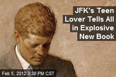 JFK's Teen Lover Tells All in Explosive New Book