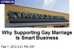 Why Supporting Gay Marriage Is Smart Business