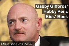 Gabby Giffords&amp;#39; Hubby Pens Kids&amp;#39; Book