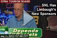 SNL Has Limbaugh's New Sponsors