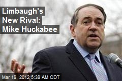 Rush Limbaugh&amp;#39;s New Rival: Mike Huckabee Show
