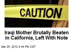 Was Killing of Iraqi Mother in California a Hate Crime?