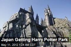 Japan Getting Harry Potter Park