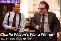 Charlie Wilson&#39;s War a Winner