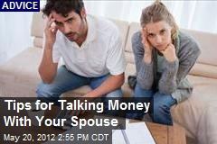 Tips for Talking Money With Your Spouse