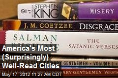 America&amp;#39;s Most (Surprisingly) Well-Read Cities