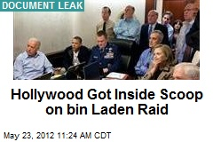 Hollywood Got Inside Scoop on bin Laden Raid