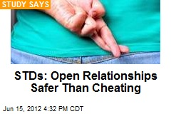 STDs: Open Relationships Safer Than Cheating
