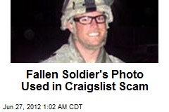 Fallen Soldier's Photo Used in Craigslist Scam