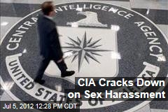 CIA Investigating Sexual Harassment Among Agents