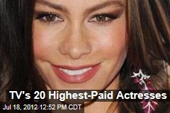 TV&amp;#39;s 20 Highest-Paid Actresses
