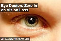 Eye Doctors Zero In on Vision Loss