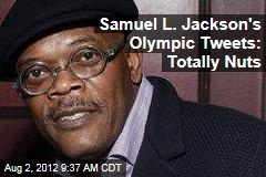 Samuel L. Jackson&amp;#39;s Olympic Tweets: Totally Nuts