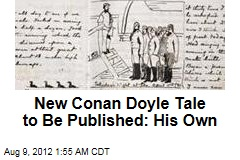 Conan Doyle&amp;#39;s Arctic Whaler Journal to Be Published